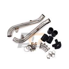 "Intercooler Pipe 51mm 2"" Bipipe Set FOR Audi S4 B5 A6/Allroad C5 2.7L Bi-Turbo"