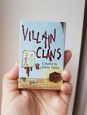Villain Clans card game - Happy families style game