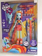 My Little Pony Equestria Girls Extra Long Hair Rainbow Dash