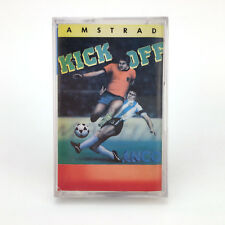KICK OFF SEALED - SYSTEM 4 IBSA ANCO SOFTWARE FUTBOL SOCCER AMSTRAD CPC CASSETTE