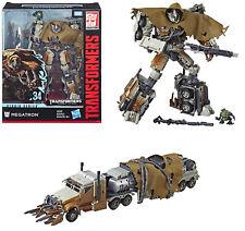 Transformers: Studio Series ~ Decepticon MEGATRON (#34) FIGURE ~ Leader Class