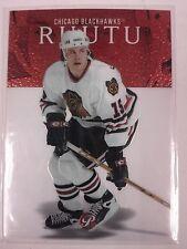 2003-04 Topps Pristine Rookie RC 452/1199  Tuomo Ruutu Card 101   Great Set