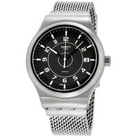 Swatch Irony Automatic Movement Grey Dial Unisex Watch YIS418MB