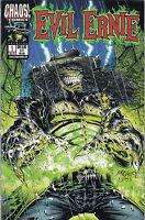 EVIL ERNIE PRESTIGE (deutsch) # 1 (von 9) - CHAOS - MG PUBLISHING 1999 - TOP