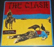 THE CLASH give 'em enough rope USA LP new REISSUE 180 gram vinyl JOE STRUMMER