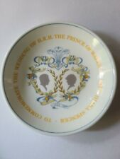 New listing Royal Tuscan fine bone china, royal wedding 1981 trinket dish