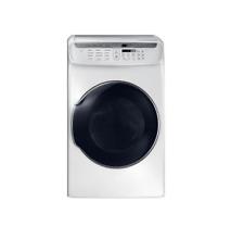 """Samsung Dvg55M9600W 27"""" White Front-Load Gas Dryer Nob #31620 Clw"""