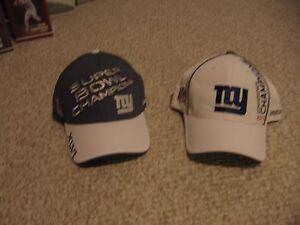 New York Giants Official Superbowl Super Bowl Hat 2011 46 Forty Six Eli Manning