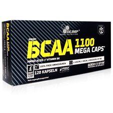 Olimp BCAA Mega Caps 1100mg Extreme Amino Acids Vitamin B6 15 (sample)
