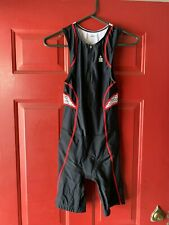 Brand New Ironman Triathlon Race Suit Sleeveless with Padding Size Xs