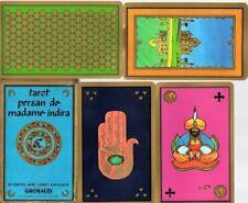 "Tarot "" Persian de madame indira  "" divination voyance carte avenir oracle"
