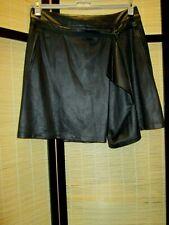 """neuve """" COP. COPINE """" sup. jupe courte,façon cuir mou.modèle RANA.38/40 (mesures"""