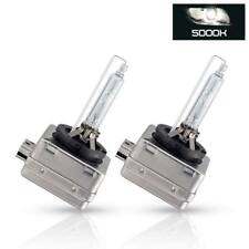 2x NEW AGT VISION D1S REPLACES: 85415 XV2C1 5000K HEADLIGHT GERMANY