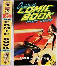 The Overstreet comic book price guide. Robert Overstreet. 27th edition En inglés
