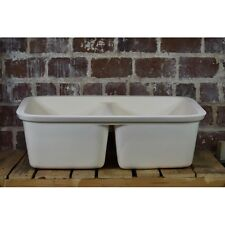 Gemstone Solid Surface Kitchen Double Sink Model 1729-D
