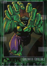 THE INCREDIBLE HULK THE MOVIE ILLUSTRATED CARD IF06