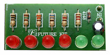 Audio VU meter 6 LED no need power supply [ Assembled Electronic Kit ][FA101]