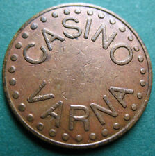 Casino token - jeton - Bulgaria - Casino Varna