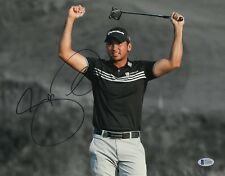 AUSTRALIA JASON DAY AUTOGRAPHED SIGNED 11X14 PHOTO PICTURE GOLF MASTERS BECKETT