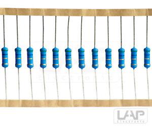220 Ohm 1 Watt Metalloxid Widerstand MOX 10 St/ück