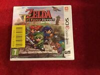 The Legend of Zelda Tri Force Heroes Nintendo 3DS / 2DS Brand New And Sealed