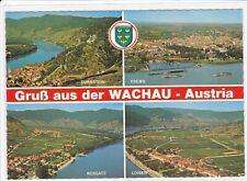WACHAU Ak Dürnstein, Krems, Rossatz, Loiben, Alpine Luftbild, Luftaufnahmen