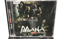 Mana Exitos Unplugged , Music CD (NEW)