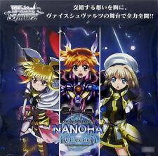 Weiß/Weiss Schwarz - Magical Girl Lyrical Nanoha Reflection Booster Box
