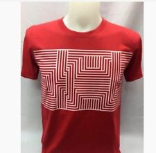 ADULT KD SHIRT S-L (EO) - RED (SMALL  Adult Size)