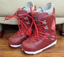 Burton Sapphire Snowboard Boots Women Size 9