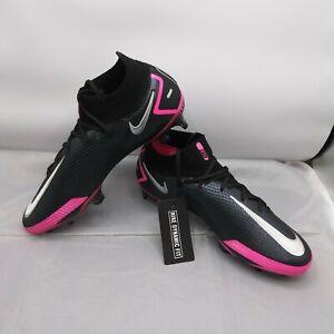 New Nike Phantom GT Elite DF FG ACC Men's Size 8 Soccer Cleats CW6589-006