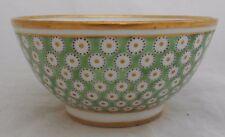 Antique Paris Porcelain Slop Bowl Hand Painted Oiel De Perdrix 18th Cent