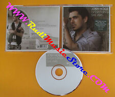 CD JOSH HOGE Everything She Was 2008 Us BLACKLEDGE  no lp mc dvd vhs (CS52)