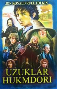 THE HOBBIT TOLKIEN Lord of Rings Uzbek Edition RARE 2019 Uzbek Latin type