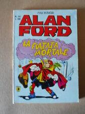 ALAN FORD n°144  [Q30B] - BUONO