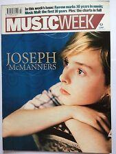 MUSIC WEEK MAGAZINE  26.11.05  MUSIC MALL:THE FIRST 10 YEARS   LS