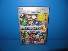 "Nintendo Gamecube "" Mario Party 4 "" in OVP Pal Version"