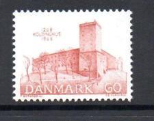 Denmark Mnh 1968 Sg492 700Th Anv Of Koldinghus Castle
