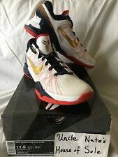 Nike Kobe Zoom VlI 7 System 'Gold Medal Team USA' HOH Exclusive, Size 11.5, DS