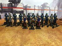 GI Joe 15 Complete Fig's Lot: 14x 1997 1998 Cobra Trooper Viper + 1x Firefly V11