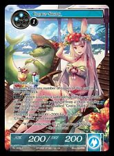 Croco-Shark - RL1608-1 - Tournament July Promo - PR M/NM Force of Will FOW