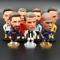 """NEW Collectible Football Action Figure Toy 2.55"""" Footballer Dolls"""