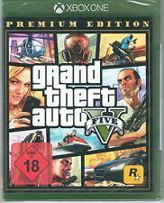 Grand Theft Auto V Premium Edition (Xbox One, 2019)