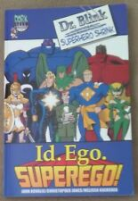 Dr Blink Superhero Shrink Id Ego Superego 1st Printing TPB - CHRISTOPHER JONES
