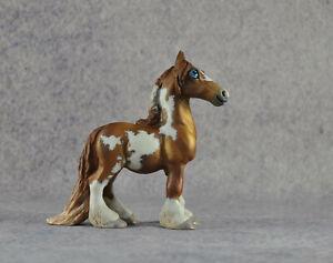 Kay's Critters Character horse art Pony friesian