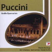 PUCCINI - ESPRIT/BERÜHMTE OPERNARIEN  CD NEW
