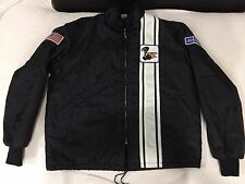 Vintage🔥 Ford Mustang Cobra GT 5.0 Shelby Nostalgia Racing Jacket Sz XL USA