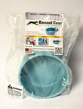 New listing Kennel Gear Technology Unleashed Latch On Food And Water Bowl
