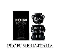 PROFUMO UOMO MOSCHINO - TOY BOY - EAU DE PARFUM - EDP  - NUOVO E SIGILLATO