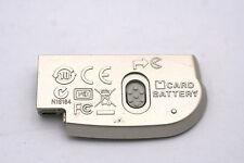 Nikon Coolpix L24 Battery Cover Lid Door Replacement Repair Part - Silver Color